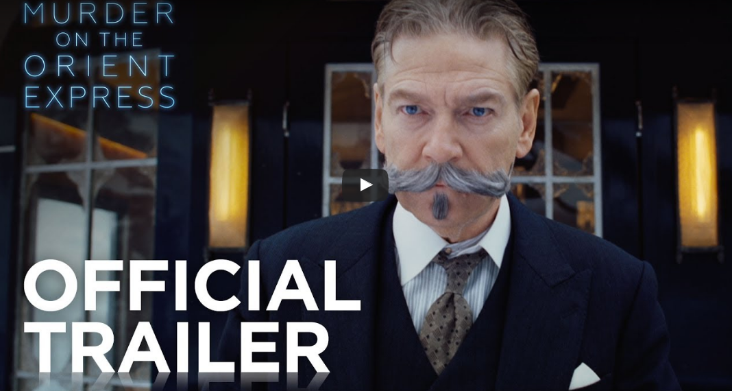 New trailer and poster for 'Murder on the Orient Express'