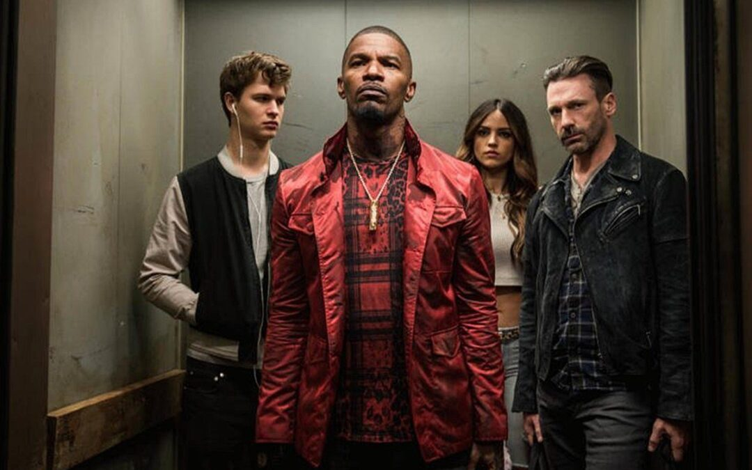 'Baby Driver' is probably the coolest movie you will see this summer.