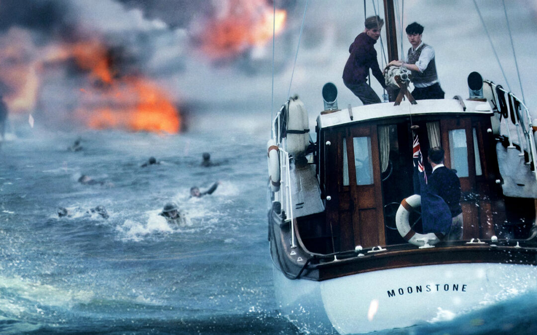 Movie review: 'Dunkirk' is as good as everyone says