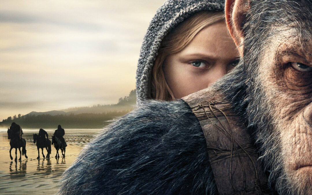 Is 'War for the Planet of the Apes' the best movie in the series?