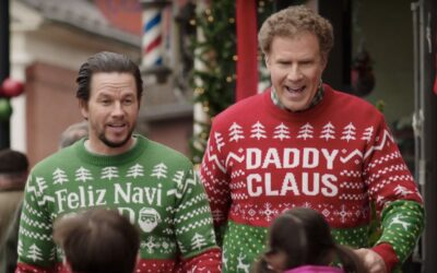 Is 'Daddy's Home 2' the Christmas movie you're looking for?