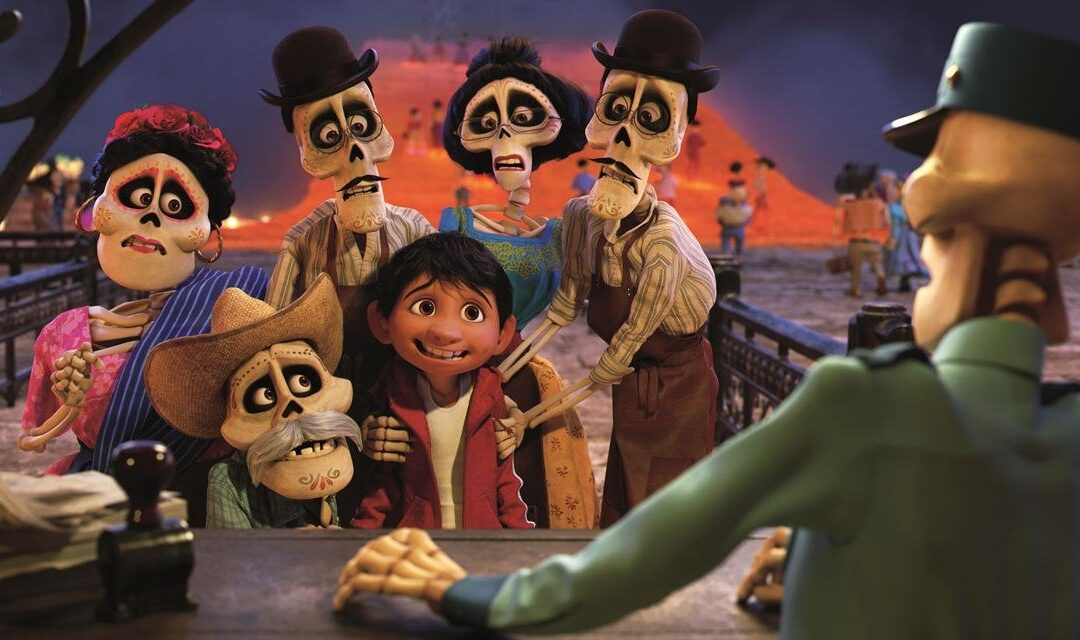 Pixar is back to its heartstring-tugging ways with 'Coco'